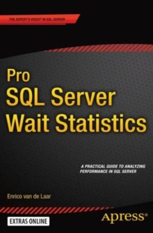 Pro SQL Server Wait Statistics, Paperback / softback Book
