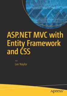 ASP.NET MVC with Entity Framework and CSS, Paperback / softback Book