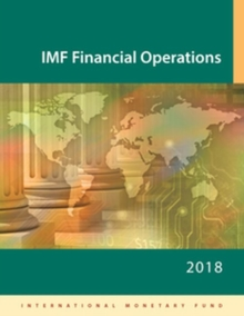 IMF financial operations 2018, Paperback / softback Book