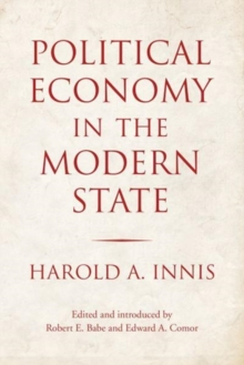 Political Economy in the Modern State, Hardback Book