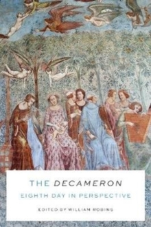 The Decameron Eighth Day in Perspective, Hardback Book
