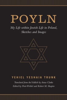 Poyln : My Life Within Jewish Life in Poland, Sketches and Images, Paperback Book