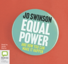 Equal Power : And How You Can Make It Happen, CD-Audio Book