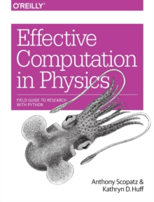 Effective Computation in Physics, Paperback Book