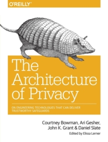 The Architecture of Privacy, Paperback Book