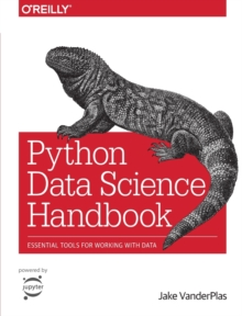 Python Data Science Handbook, Paperback / softback Book
