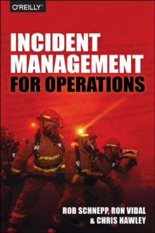 Incident Management for Operations, Paperback / softback Book
