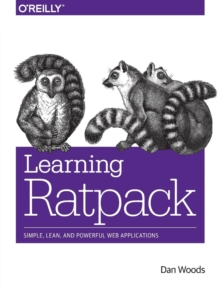 Learning Ratpack, Paperback / softback Book
