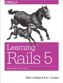 Learning Rails 5, Paperback / softback Book
