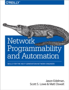 Network Programmability and Automation, Paperback Book