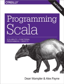 Programming Scala 2e, Paperback / softback Book