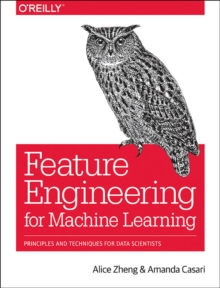 Feature Engineering for Machine Learning, Paperback / softback Book