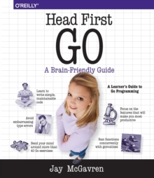 Head First Go, Paperback Book