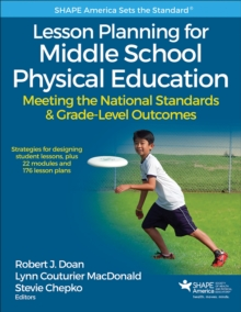 Lesson Planning for Middle School Physical Education, Paperback Book