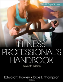 Fitness Professional's Handbook, Mixed media product Book
