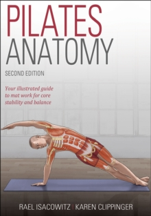 Pilates Anatomy, Paperback / softback Book