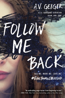 Follow Me Back, Paperback / softback Book