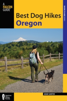Best Dog Hikes Oregon, Paperback / softback Book