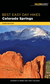 Best Easy Day Hikes Colorado Springs, Paperback / softback Book