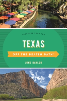 Texas Off the Beaten Path (R) : Discover Your Fun, Paperback / softback Book