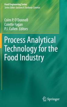 Process Analytical Technology for the Food Industry, Hardback Book