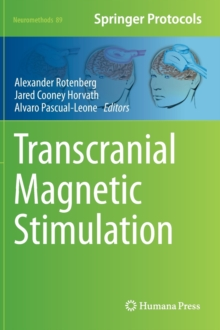 Transcranial Magnetic Stimulation, Hardback Book