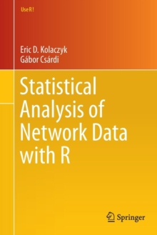 Statistical Analysis of Network Data with R, Paperback / softback Book