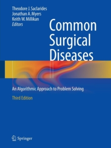 Common Surgical Diseases : An Algorithmic Approach to Problem Solving, Paperback / softback Book