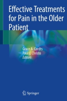 Effective Treatments for Pain in the Older Patient, Paperback / softback Book