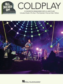 All Jazzed Up] : Coldplay, Paperback / softback Book