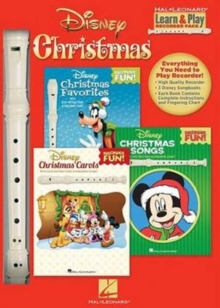 Disney Christmas : Learn & Play Recorder Pack, Paperback / softback Book
