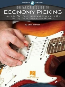 Guitarist's Guide To Economy Picking, Paperback / softback Book