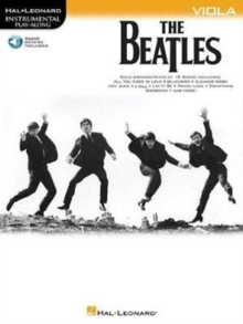 The Beatles - Instrumental Play-Along (Clarinet Book/Audio), Paperback / softback Book