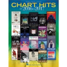 Chart Hits Of 2016-2017 (PVG Book), Paperback / softback Book