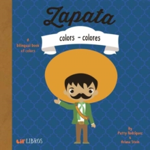 Zapata: Colors / Colores, Board book Book