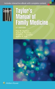 Taylor's Manual of Family Medicine, Paperback / softback Book