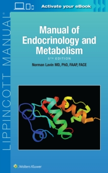 Manual of Endocrinology and Metabolism, Paperback / softback Book