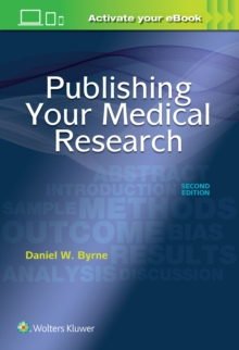 Publishing Your Medical Research, Paperback / softback Book