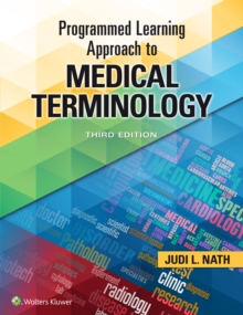 Programmed Learning Approach to Medical Terminology, Paperback Book