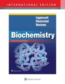 Lippincott Illustrated Reviews: Biochemistry, Paperback / softback Book