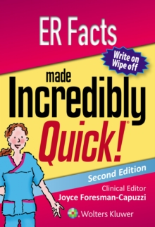 ER Facts Made Incredibly Quick, Paperback Book