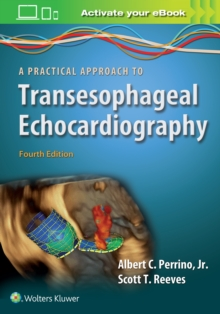 A Practical Approach to Transesophageal Echocardiography, Paperback / softback Book