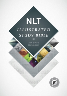 Illustrated Study Bible NLT (Hardcover, Indexed), Hardback Book