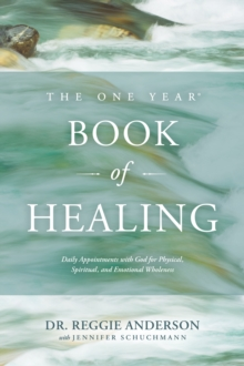 The One Year Book of Healing, Paperback Book