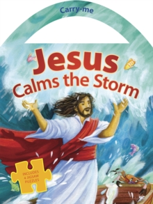 Jesus Calms the Storm, Board book Book
