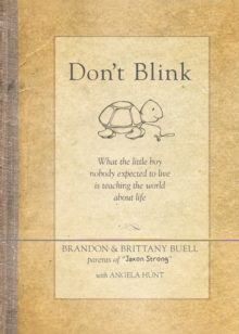 Don't Blink, Hardback Book