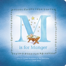 M Is for Manger, Board book Book
