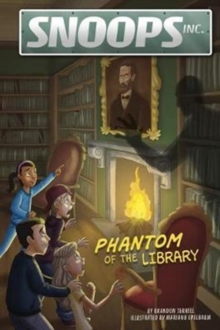 Phantom of the Library, Paperback / softback Book