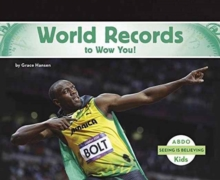 World Records to Wow You!, Paperback / softback Book