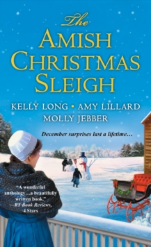 The Amish Christmas Sleigh, Paperback Book